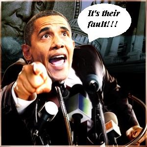 Obama-blame