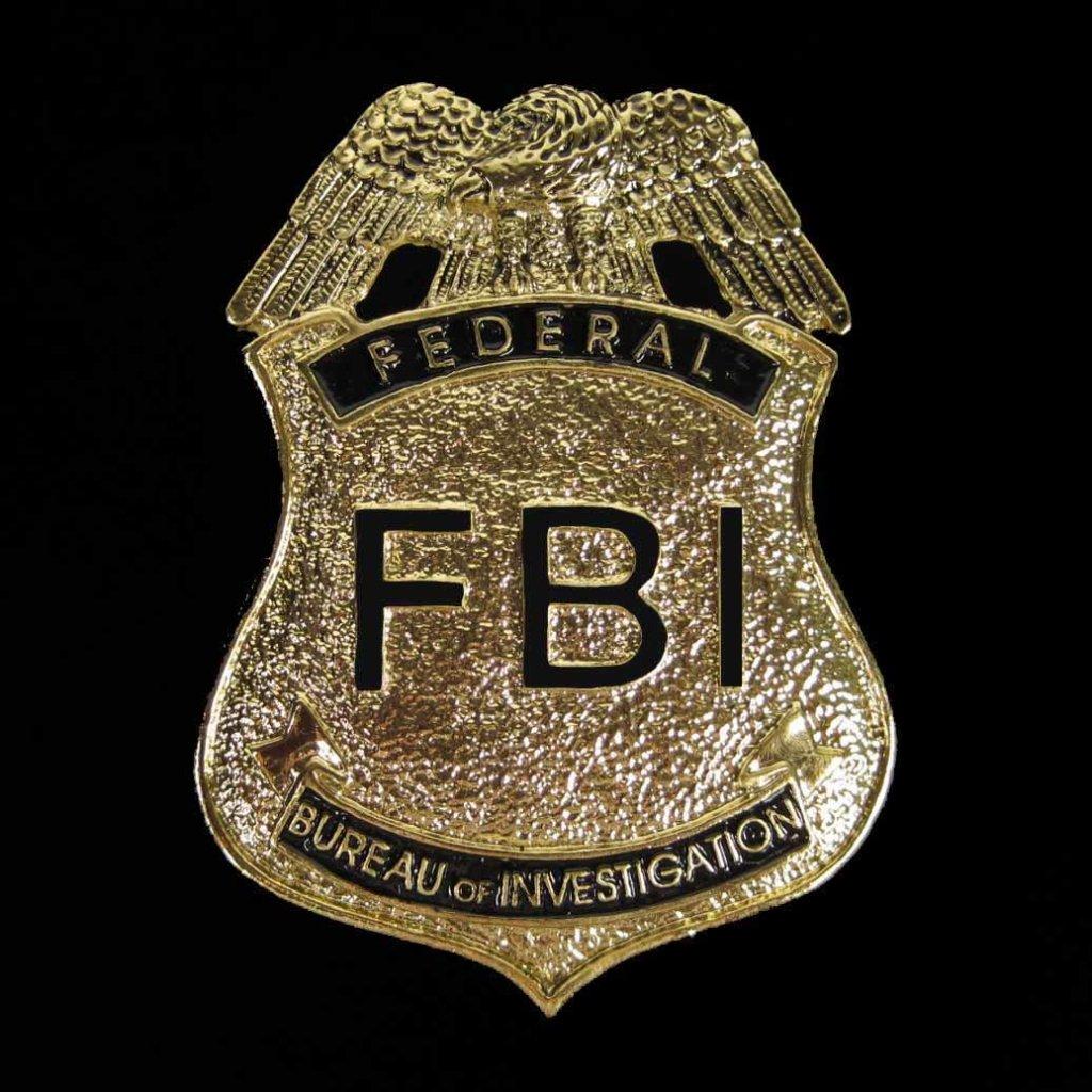 The FBI is investigating the sedition at the U.S. Capitol! Rrrrright. Fbi-badge-ebay-v8wgsoug